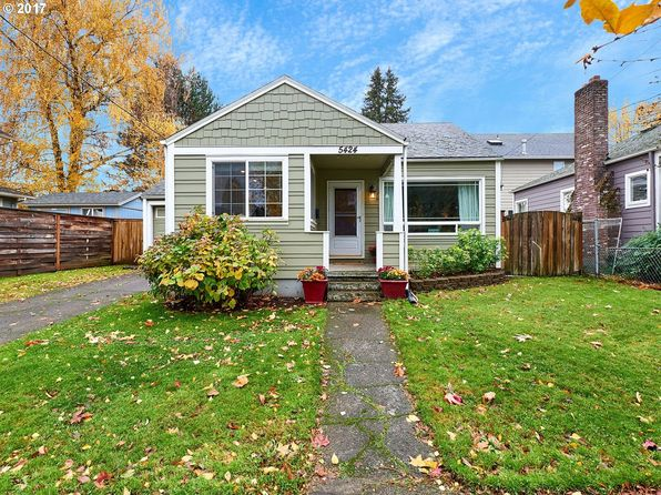 4 bed 2 bath Single Family at 5424 N Fessenden St Portland, OR, 97203 is for sale at 445k - 1 of 30