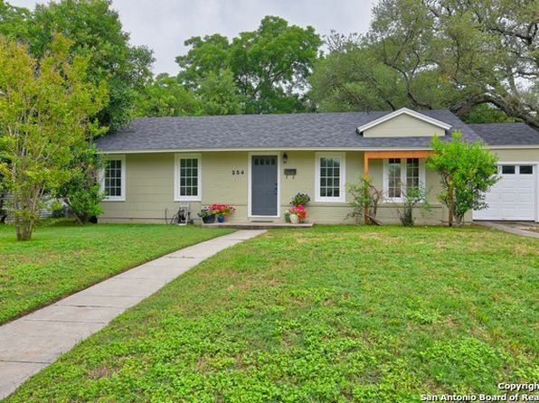 3 bed 2 bath Single Family at 254 Wellesley Blvd San Antonio, TX, 78209 is for sale at 350k - 1 of 25