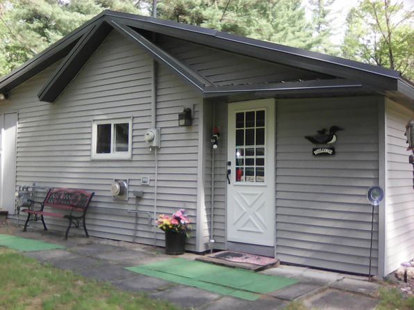 2 bed 1 bath Single Family at 6019 Eagle Lake Rd Land O Lakes, WI, 54540 is for sale at 68k - 1 of 17