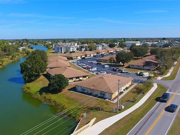 2 bed 2 bath Townhouse at 21150 Gertrude Ave Pt Charlotte, FL, 33952 is for sale at 82k - 1 of 25