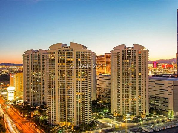 2 bed 3 bath Condo at 2777 Paradise Rd Las Vegas, NV, 89109 is for sale at 519k - 1 of 25