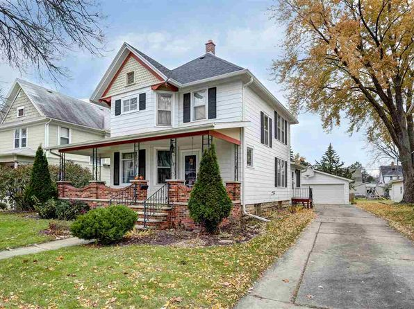 3 bed 2 bath Single Family at 253 4th St Fond Du Lac, WI, 54935 is for sale at 120k - 1 of 21