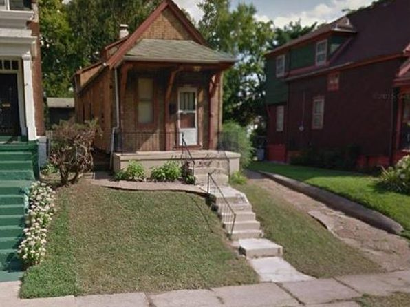 2 bed 1 bath Single Family at 5334 Geraldine Ave Saint Louis, MO, 63115 is for sale at 10k - google static map