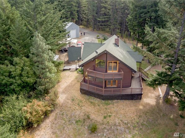 3 bed 1.75 bath Single Family at 111 Thornton View Rd Cle Elum, WA, 98922 is for sale at 475k - 1 of 25