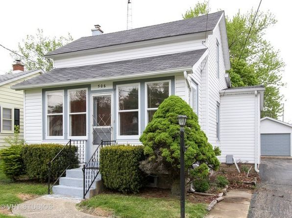 1 bed 1 bath Single Family at 506 Stewart Ave Woodstock, IL, 60098 is for sale at 80k - 1 of 10