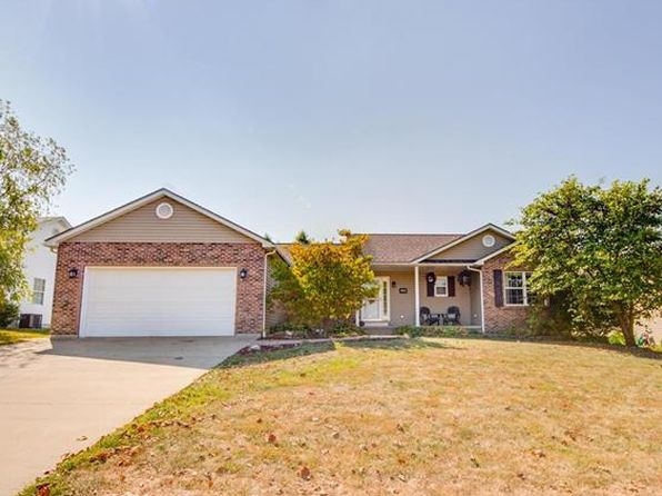 4 bed 3 bath Single Family at 1309 Ridgefield Dr Godfrey, IL, 62035 is for sale at 205k - 1 of 36