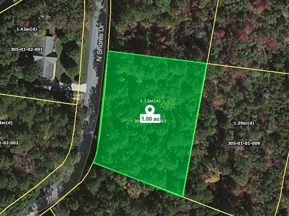 null bed null bath Vacant Land at N Shores Dr Westminster, SC, 29683 is for sale at 10k - 1 of 2