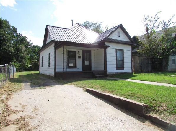 2 bed 1 bath Single Family at 1325 E Main St Shawnee, OK, 74801 is for sale at 30k - 1 of 10
