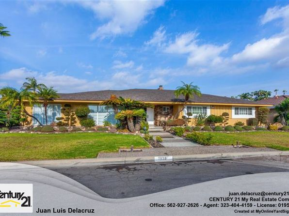 4 bed 4 bath Single Family at 7835 RAVILLER DR DOWNEY, CA, 90240 is for sale at 1.09m - 1 of 25
