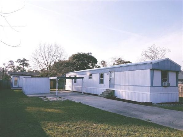 2 bed 2 bath Mobile / Manufactured at 56675 Dwyer St Slidell, LA, 70458 is for sale at 65k - 1 of 25