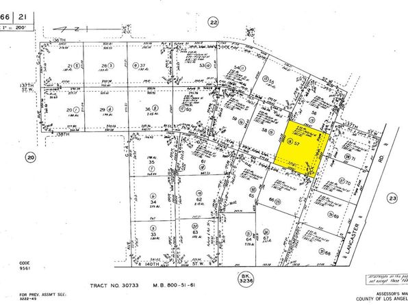 null bed null bath Vacant Land at  Cor 138 Stw Dromedary Dr Antelope Acres, CA, 93536 is for sale at 12k - google static map