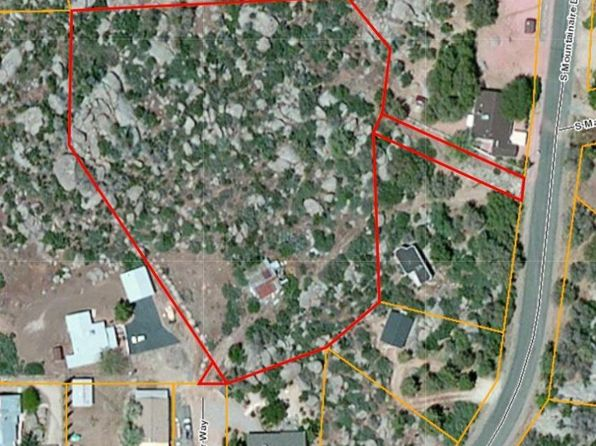 null bed null bath Vacant Land at 23310 S Mountainaire Dr Yarnell, AZ, 85362 is for sale at 35k - google static map