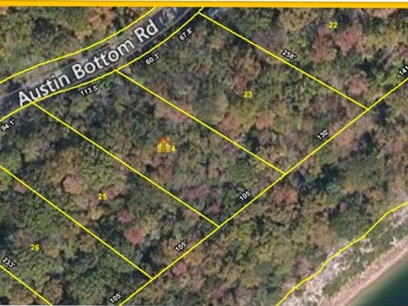 null bed null bath Vacant Land at  Austin Bottom Rd Baxter, TN, 38544 is for sale at 22k - google static map
