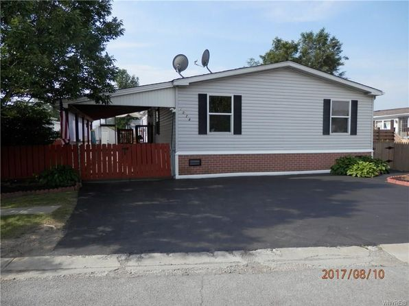 4 bed 2 bath Mobile / Manufactured at 1028 Fernwood Dr Lockport, NY, 14094 is for sale at 58k - 1 of 22
