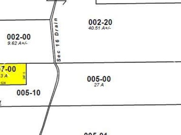 null bed null bath Vacant Land at 70535 Stubey Rd Sturgis, MI, 49091 is for sale at 28k - 1 of 2