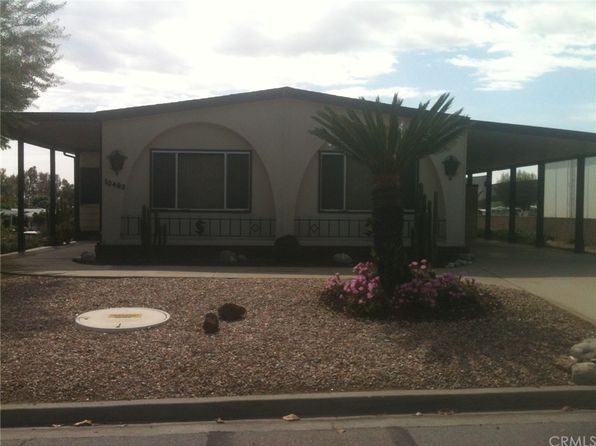 3 bed 2 bath Mobile / Manufactured at 10493 Overland Trl Cherry Valley, CA, 92223 is for sale at 170k - 1 of 23