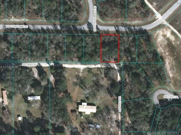 null bed null bath Vacant Land at  SW 153rd Ln Rd Other City In the State of Florida, FL, 34473 is for sale at 31k - google static map