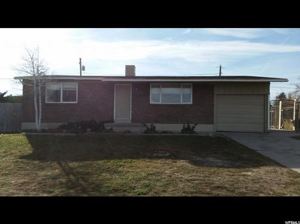 4 bed 1 bath Single Family at 6705 W 3800 S West Valley, UT, 84128 is for sale at 209k - 1 of 13