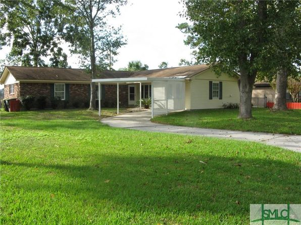 4 bed 3 bath Single Family at 727 Dyches Dr Savannah, GA, 31406 is for sale at 162k - 1 of 27