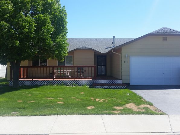 3 bed 2 bath Single Family at 245 E 15th N Mountain Home, ID, 83647 is for sale at 156k - 1 of 14