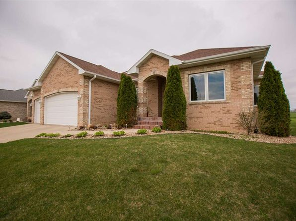 4 bed 3 bath Single Family at 5118 Sweet Water Cir Waterloo, IA, 50701 is for sale at 315k - 1 of 20