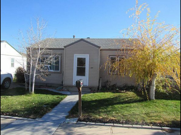 4 bed 2 bath Single Family at 84 12th St Wheatland, WY, 82201 is for sale at 133k - 1 of 12