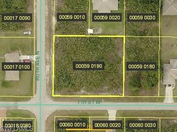 null bed null bath Vacant Land at 3216 7TH ST SW LEHIGH ACRES, FL, 33976 is for sale at 12k - google static map