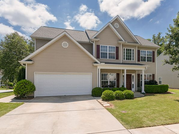 4 bed 3 bath Single Family at 101 BRITTLE CREEK LN SIMPSONVILLE, SC, 29680 is for sale at 242k - 1 of 19
