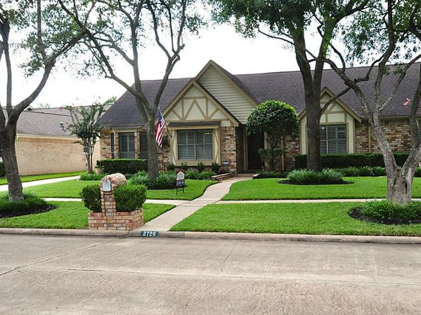 4 bed 2 bath Single Family at 2726 Pepper Wood Dr Sugar Land, TX, 77479 is for sale at 321k - 1 of 31
