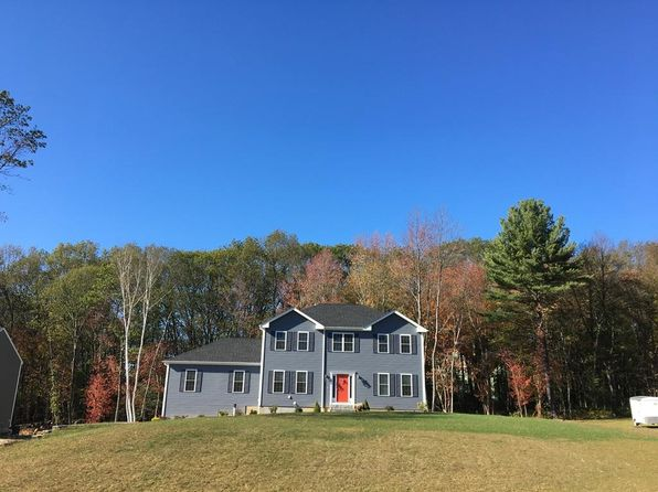 4 bed 3 bath Single Family at 3 Pond St Mendon, MA, 01756 is for sale at 525k - google static map