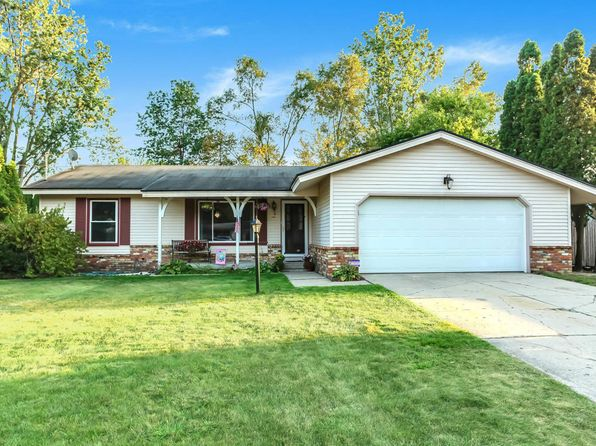 3 bed 2 bath Single Family at 1340 Gentian Dr SE Kentwood, MI, 49508 is for sale at 165k - 1 of 35