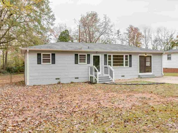 4 bed 2 bath Single Family at 140 Chapman Cir Spartanburg, SC, 29307 is for sale at 100k - 1 of 24