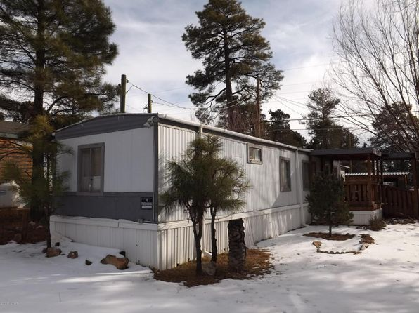2 bed 1 bath Mobile / Manufactured at 2049 THOUSAND PINES DR OVERGAARD, AZ, null is for sale at 33k - 1 of 12