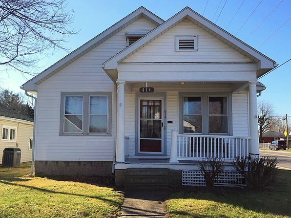2 bed 2 bath Single Family at 614 Cedar St Chillicothe, OH, 45601 is for sale at 78k - 1 of 15