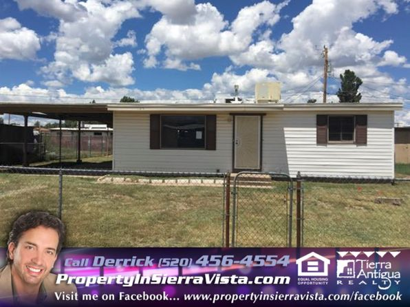 3 bed 2 bath Single Family at 123 E APACHE ST HUACHUCA CITY, AZ, 85616 is for sale at 40k - 1 of 29