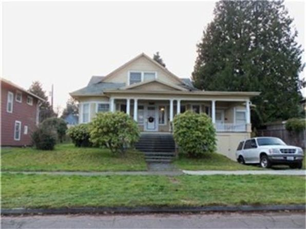 7 bed 3 bath Single Family at 3714 Yakima Ave Tacoma, WA, 98418 is for sale at 265k - 1 of 2