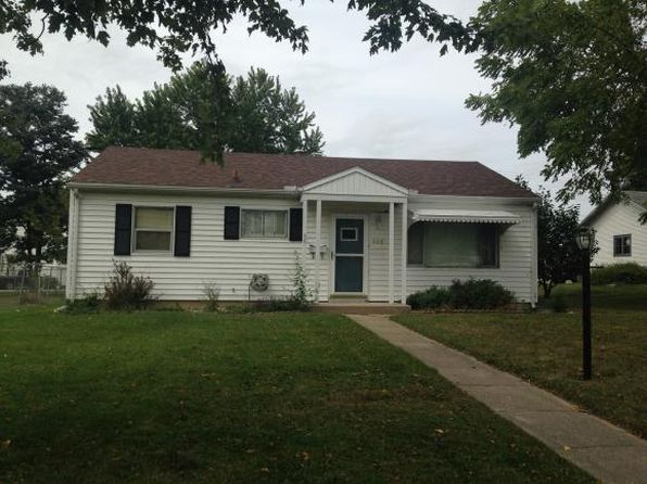 2 bed 1 bath Single Family at 406 Pine St Marshall, IL, 62441 is for sale at 70k - 1 of 11