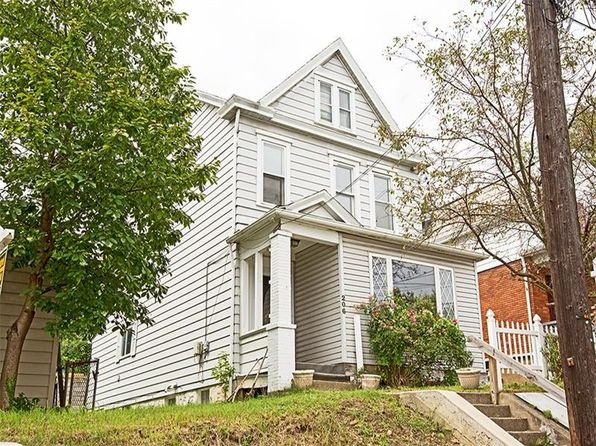 3 bed 2 bath Single Family at 206 Onyx St Pittsburgh, PA, 15210 is for sale at 78k - 1 of 6