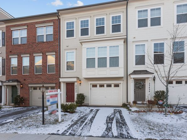 3 bed 4 bath Townhouse at 22432 Glenbow Way Clarksburg, MD, 20871 is for sale at 390k - 1 of 55
