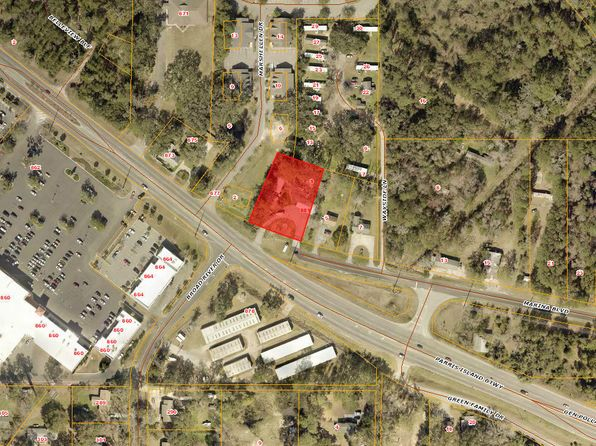 null bed null bath Vacant Land at 881 Paris Ave Port Royal, SC, 29935 is for sale at 440k - google static map