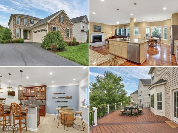 4 bed 4 bath Single Family at 25044 Owl Creek Dr Stone Ridge, VA, 20105 is for sale at 625k - 1 of 32