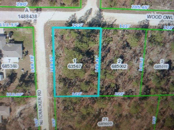 null bed null bath Vacant Land at  Nutcracker Rd Brooksville, FL, 34614 is for sale at 10k - google static map