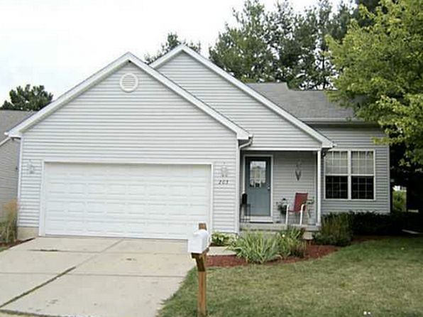 3 bed 2 bath Single Family at 203 Queens Ct Grand Ledge, MI, 48837 is for sale at 169k - 1 of 12