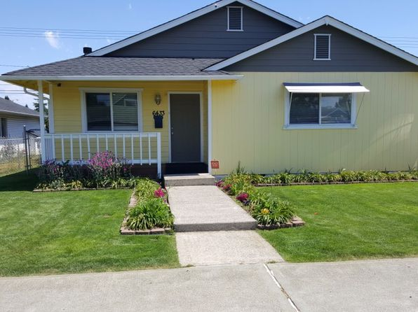 3 bed 2 bath Townhouse at 6433 S Pine St Tacoma, WA, 98409 is for sale at 0 - google static map