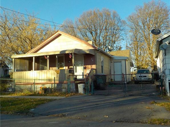 3 bed 2 bath Single Family at 24 Wadsworth St Rochester, NY, 14605 is for sale at 33k - 1 of 8