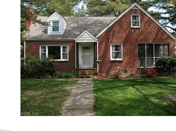4 bed 2 bath Single Family at 7414 Rebel Rd Norfolk, VA, 23505 is for sale at 250k - 1 of 22