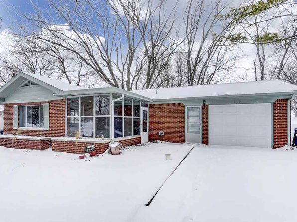 2 bed 1 bath Single Family at 8597 S Valentine Rd Claypool, IN, 46510 is for sale at 80k - 1 of 19
