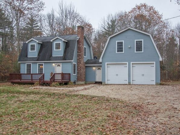 3 bed 2 bath Single Family at 270 Garland Rd Barnstead, NH, 03218 is for sale at 265k - 1 of 25