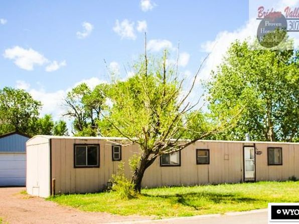 3 bed 1.25 bath Mobile / Manufactured at 518 E Evergreen Mountain View, WY, 82939 is for sale at 69k - 1 of 8