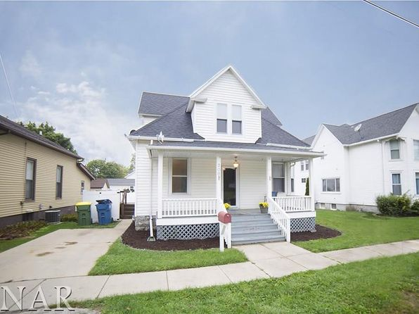 3 bed 1.5 bath Single Family at 208 S West St Lexington, IL, 61753 is for sale at 82k - 1 of 19
